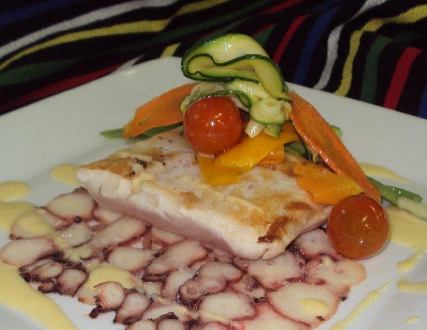 Spanish Food Recipe - Fish recipe