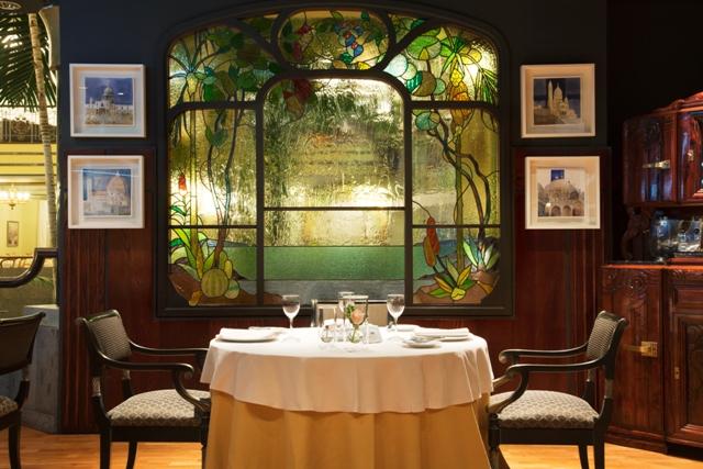 La Cupula Restaurant at HotelJardines de Nivaria