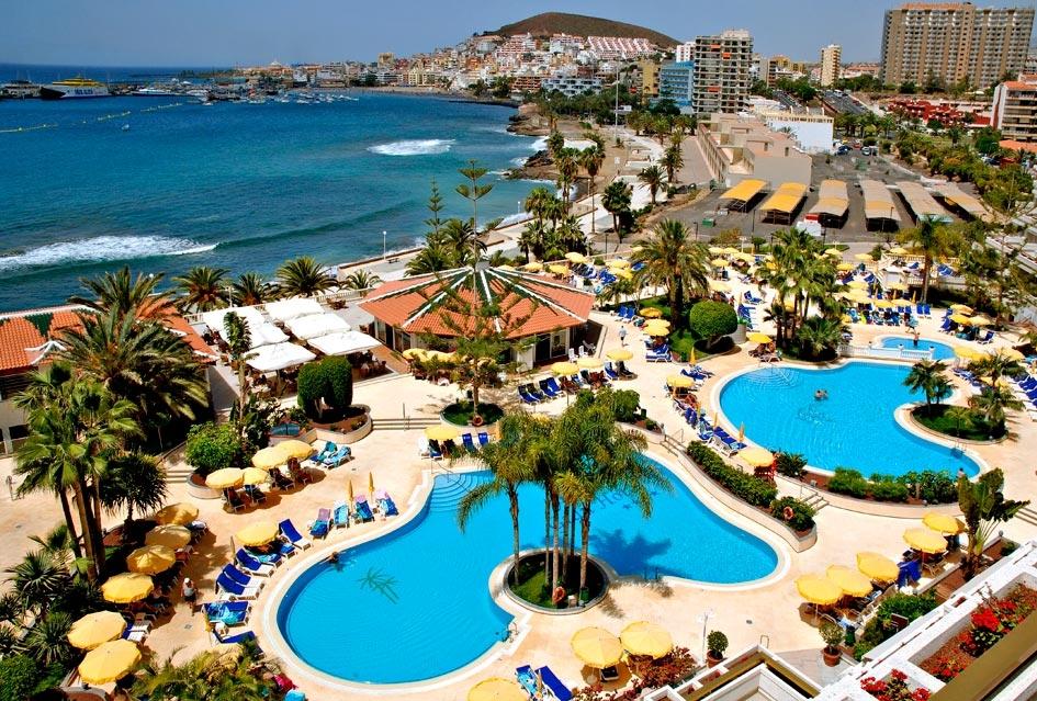 Best Spa Hotels Tenerife