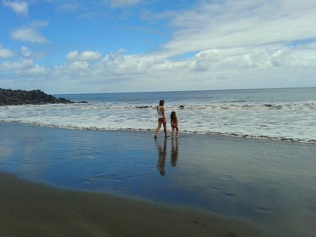Las Gaviotas Beach in Tenerife is reopened