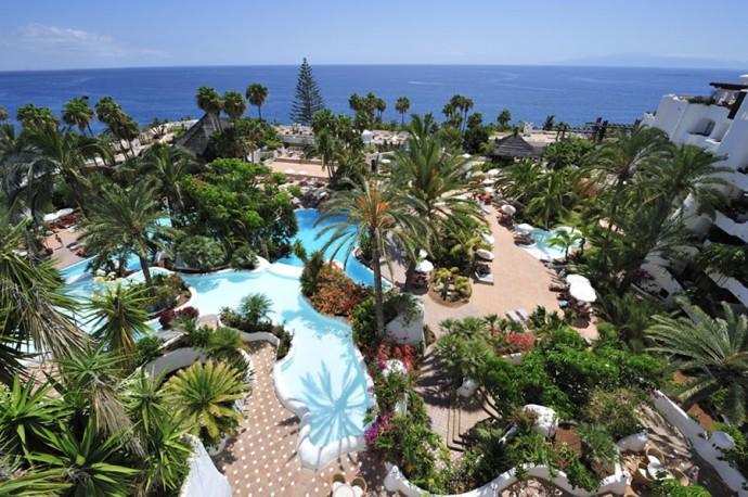 Tenerife-hotel-jardin-tropical