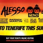 Arona-summer-festival-2013-lineup