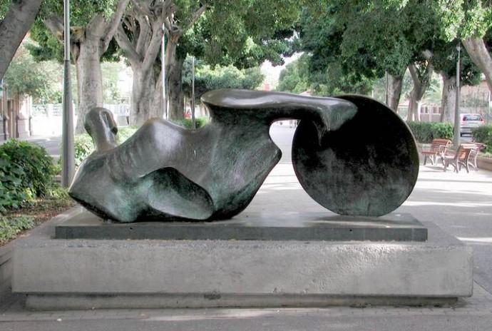 sculpture-el-guerrero-de-goslar-Tenerife