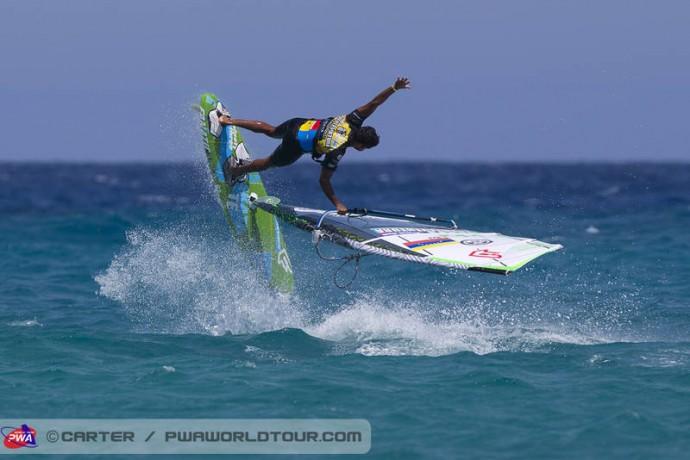 PWA Windsurf world championship 2013 in El Médano – Tenerife