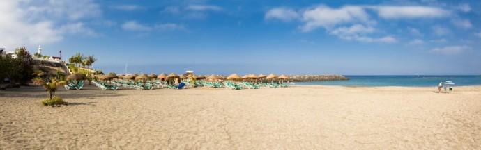 Playa Fañabe beach