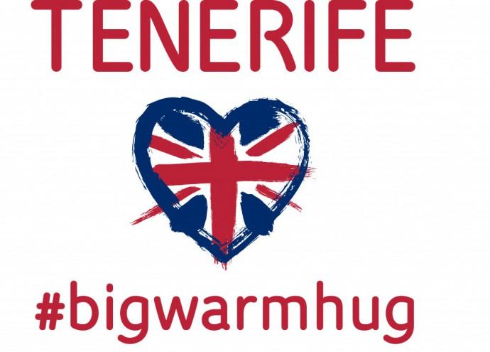 A #bigwarmhug from Tenerife