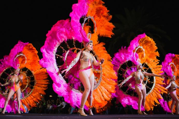 Comparsa Tenerife Carnival