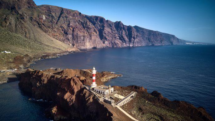 Punta de Teno Tenerife Easter