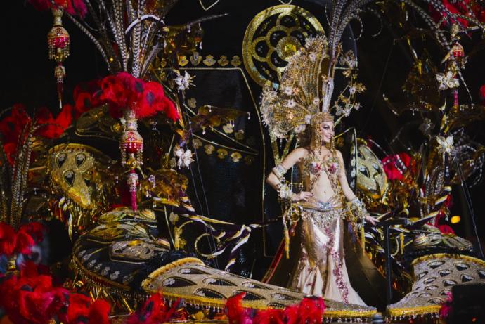 Carnival Queen Tenerife